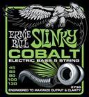 ERNIE BALL P02736 Cobalt Bass 5-string Slinky - .045 - .130