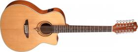 LUNA GUITARS Heartsong 12-String AE