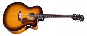 Elektroakustická kytara GUILD F-250CE Deluxe Antique Burst