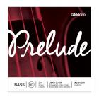 D´ADDARIO - BOWED Prelude Bass J610 3/4M