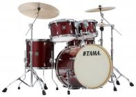 TAMA CK50R-DRP Superstar Classic - Dark Red Sparkle