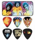 DUNLOP JHPT01M Jimi Hendrix Pick Tin Are You Experienced