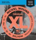 D'ADDARIO EXL110W Regular Light Wound - .010 - .046