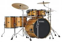 TAMA ML52HLZBN-GYM Superstar Hyper-Drive Maple - Golden Yellow Metallic