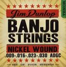 DUNLOP DJN0930 Tenor Banjo Nickel
