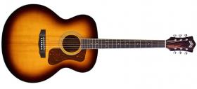Elektroakustická kytara GUILD F-250E Deluxe Antique Burst