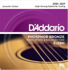 D'ADDARIO EJ38H Phosphor Bronze Nashville - .010 - .027
