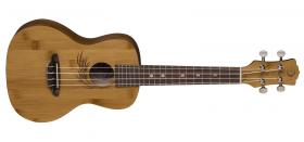 LUNA GUITARS Bamboo Concert Ukulele Satin Natural