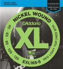 D'ADDARIO EXL165-5 Nickel Wound Bass - .045 - .130