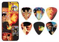 DUNLOP Jimi Hendrix Frontline - Kolekce Trsátek