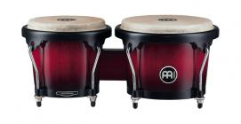 MEINL Headliner HB100WRB Wood Bongo Wine Red Burst