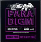 ERNIE BALL P03370 Paradigm Power Slinky 11-48 3-Pack