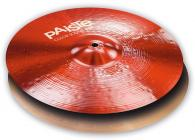 PAISTE 900 Color Sound Red Heavy Hihat 14""