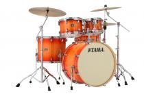 TAMA CL52KR-TLB Superstar Classic - Tangerine Lacquer Burst