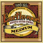ERNIE BALL P02002 Earthwood 80/20 Bronze Medium - .013 - .05