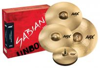 SABIAN AAX Promotional Set Brilliant