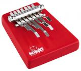 NINO PERCUSSION NINO964R Wood Kalimba Red