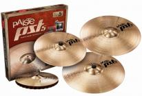 "PAISTE PST 5 Rock Set + 16"" Rock Crash ZDARMA"