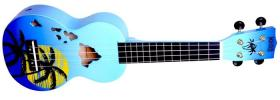MAHALO MD1HA Hawaii Blue Burst