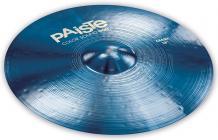 "PAISTE 900 Color Sound Blue Crash 18"""