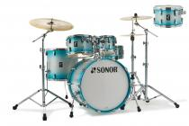 SONOR AQ 2 STAGE  SET ASB - Aqua Silver Burst