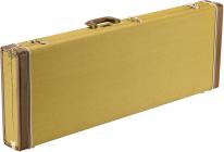 FENDER Classic Series Wood Case - Strat/TeleTweed