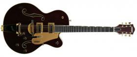 GRETSCH G5420TG Electromatic 135TH Anniversary Two-Tone Dark Cherry Metallic Casino Gold
