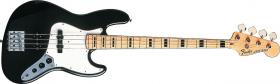 FENDER Geddy Lee Jazz Bass®, Maple Fingerboard - Black