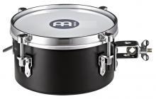 """MEINL MDST8BK Drummer Snare Timbale 8"""" - Black"""