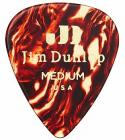 DUNLOP 483P05MD Genuine Celluloid Medium Shell