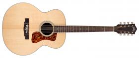 Elektroakustická kytara GUILD BT-258E Deluxe Baritone - Natural