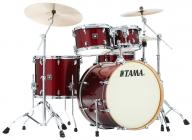 TAMA CK52KR-DRP Superstar Classic - Dark Red Sparkle