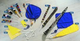 HELIN 5700 Vytěrák na klarinet