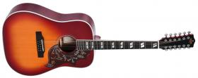 SIGMA GUITARS DM12-SG5 Vintage Cherry Sunburst