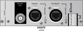 SOUNDCRAFT ViSB Dante Card
