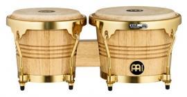 MEINL WB200NT-G Wood Bongos - Gold Tone Hardware