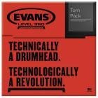 EVANS G14 Coated Tom Pack - Standard