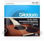 D'ADDARIO EFT16 - Light - .012 - .053