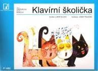 PUBLIKACE Klavírní školička - Milada Borová, Zdena Janžurová