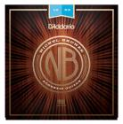 D'ADDARIO NB1253 Nickel Bronze Acoustic Light