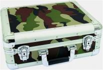 ROADINGER 30122058 CD Case Alu Digital Booking army
