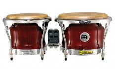 MEINL FWB400CR Professional Series FWB400 Wood Bongo - Cherry Red