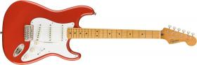 FENDER SQUIER Classic Vibe 50s Stratocaster Fiesta Red Maple