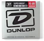 DUNLOP DBSBS45105 Stainless Steel Bass Medium