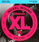 D'ADDARIO EXL170SL Short Scale