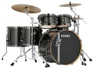 TAMA MK52HLZBNSMGD Superstar Hyper-Drive Maple - Midnight Gold Sparkle