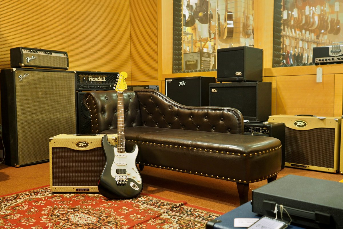 Showroom Music City Praha